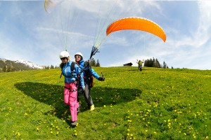 Flugschule Adventure Sports